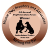 Silver Eagle Outfitters MDBA Best K9 Product of the Year Award