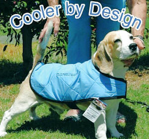Dog Cool Coat for all Breeds