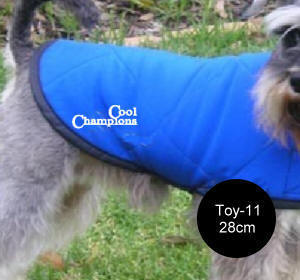 K9 Cool Coat Toy breed